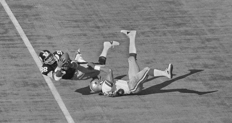 Lynn Swann in Super Bowl X