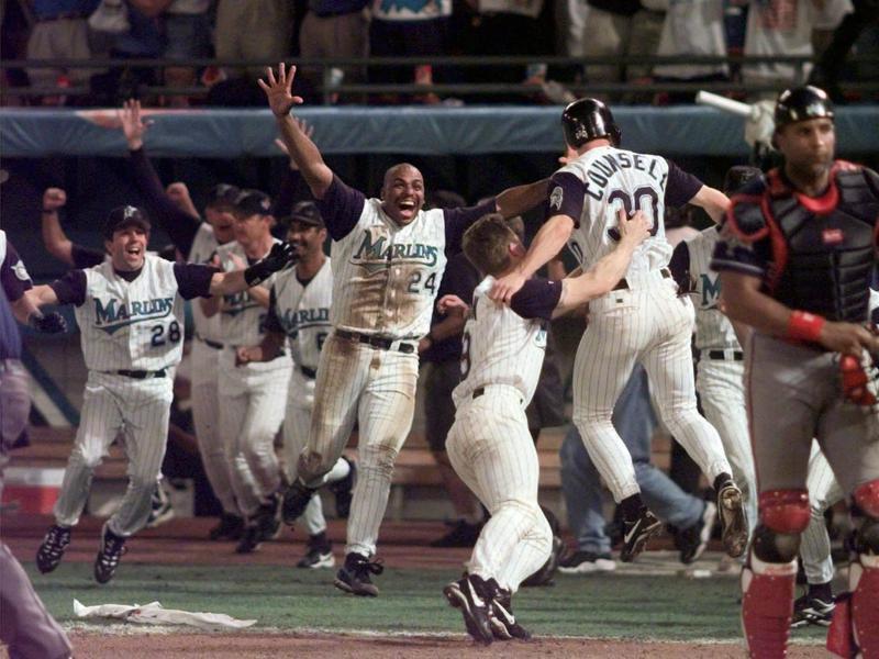 1997 Florida Marlins