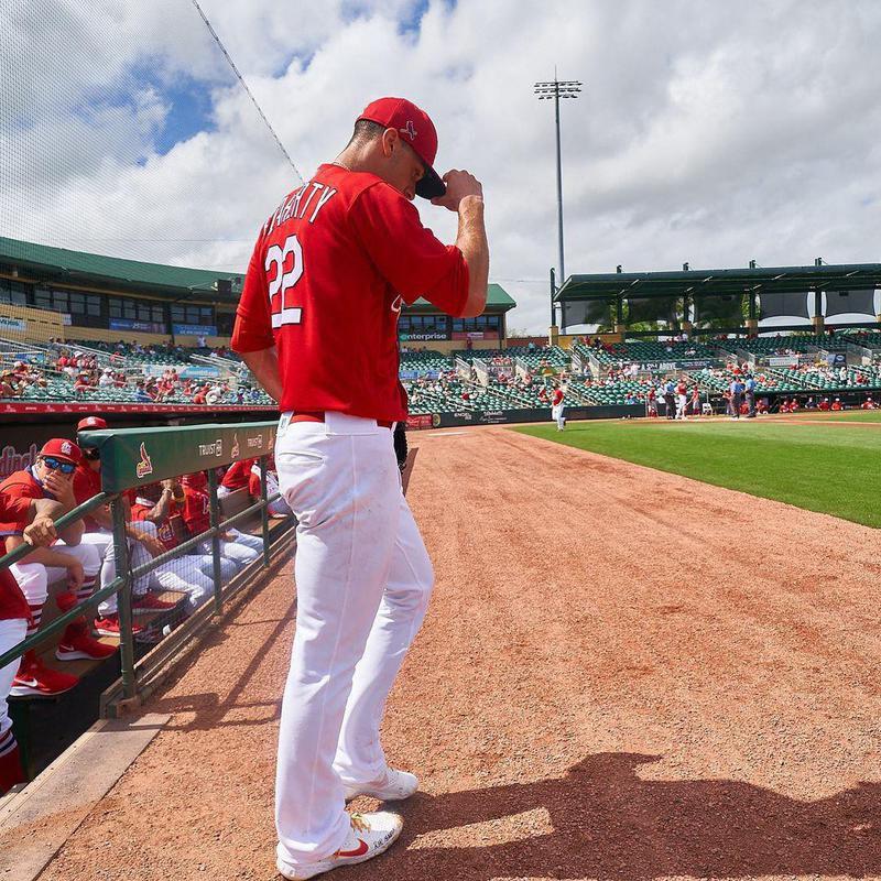 St. Louis Cardinals pitcher Jack Flaherty