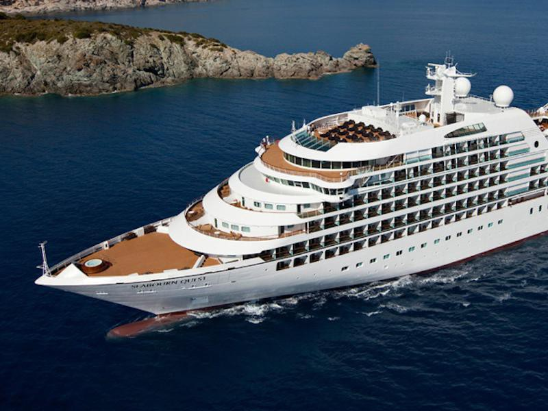Seabourn Cuise Line