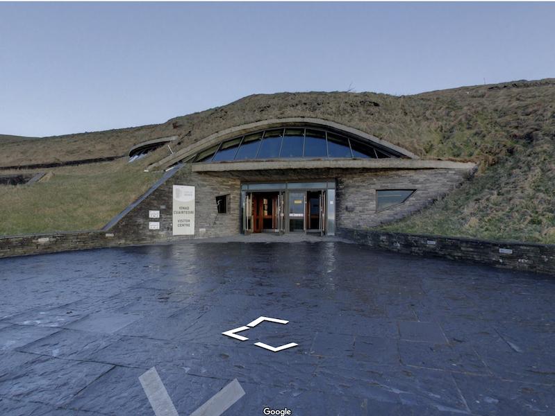 Cliffs of Moher virtual tour
