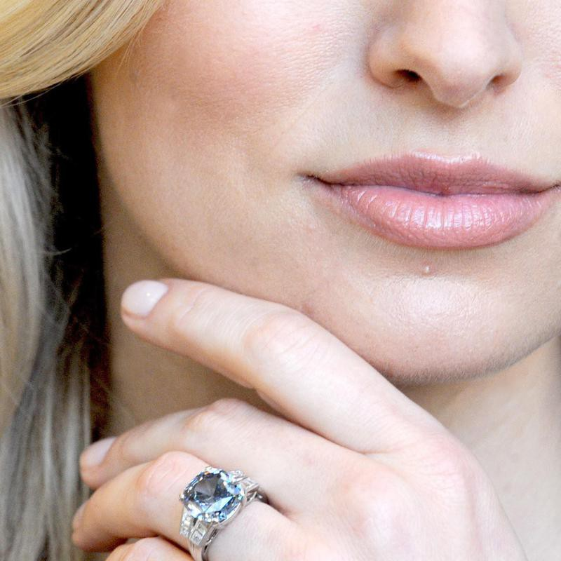 Shirley Temple's Diamond Ring