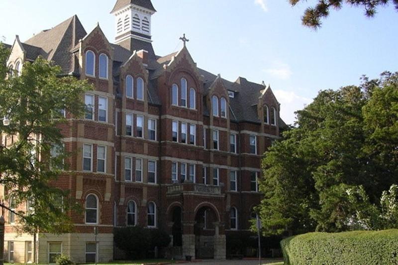 Mount St. Mary's Academy in Oklahoma