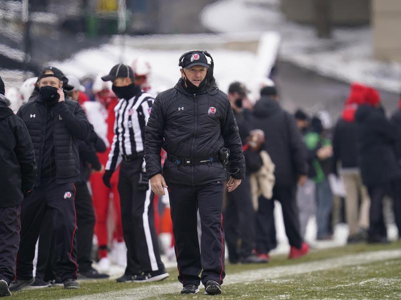 Utah coach Kyle Whittingham