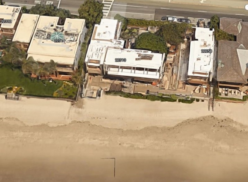 $110 million home in Malibu