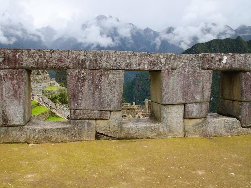Temple of Three Windows