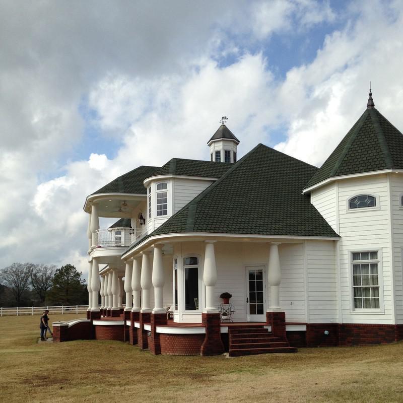 Robertson ranch in Lousiana