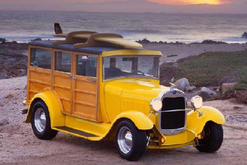 1969 Classic '31 Ford Woody