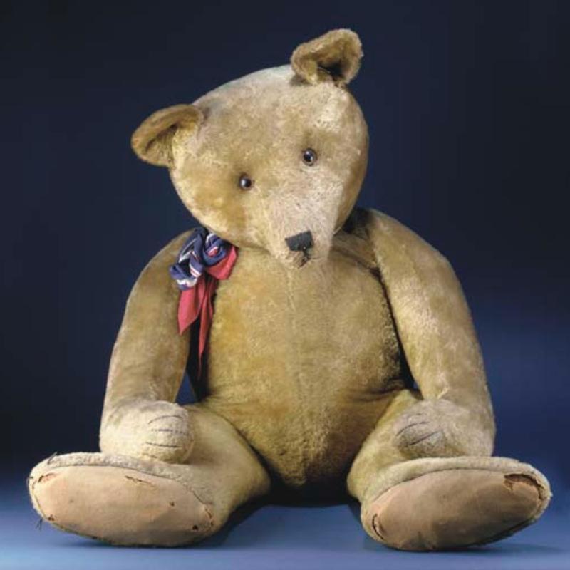 Steiff Grandfather Teddy Bear