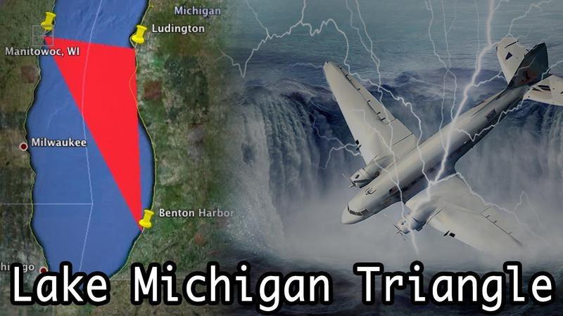 Lake Michigan Triangle