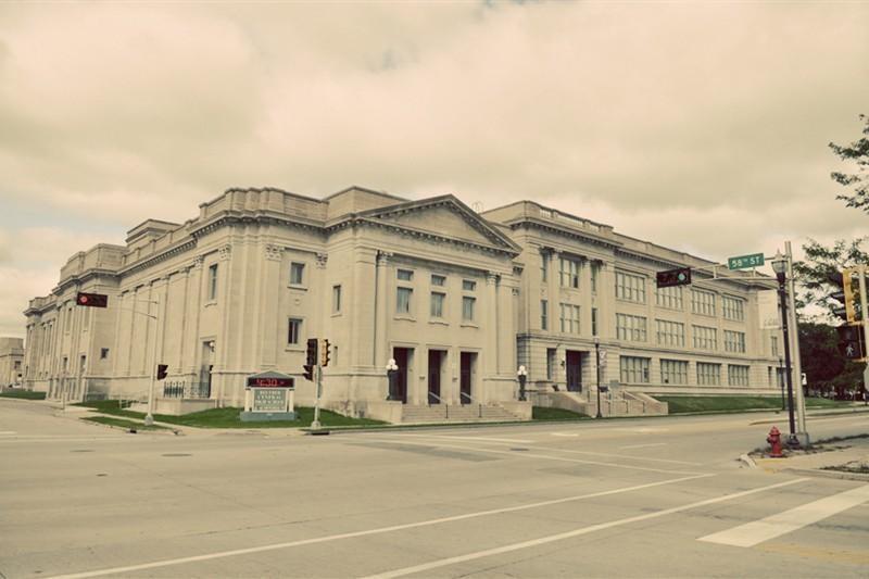 Mary D. Bradford High School in Wisconsin