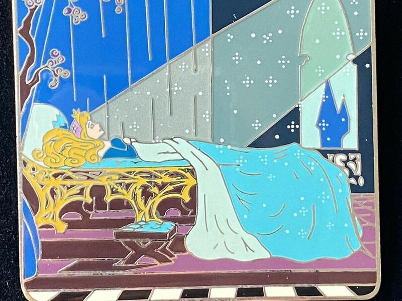 Sleeping Beauty Disney pin