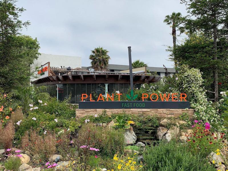 Plant Power Fast Food