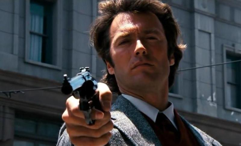 eastwood dirty harry