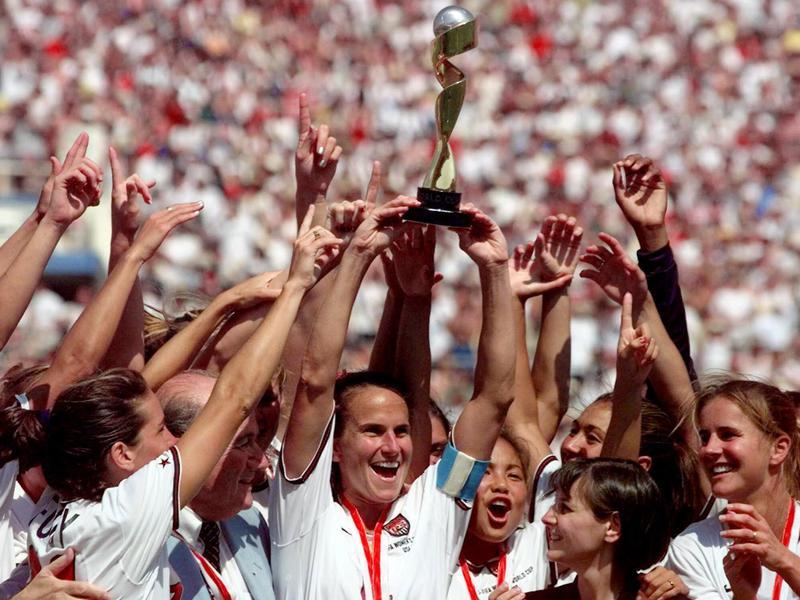 1999 U.S. women's team