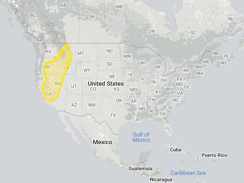 Madagascar compared to the U.S.