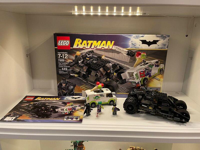 Lego Batman Joker's Ice Cream Surprise