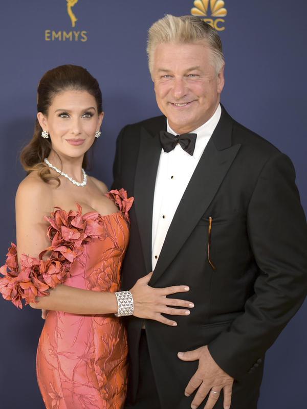 Alec Baldwin & Hilaria Baldwin