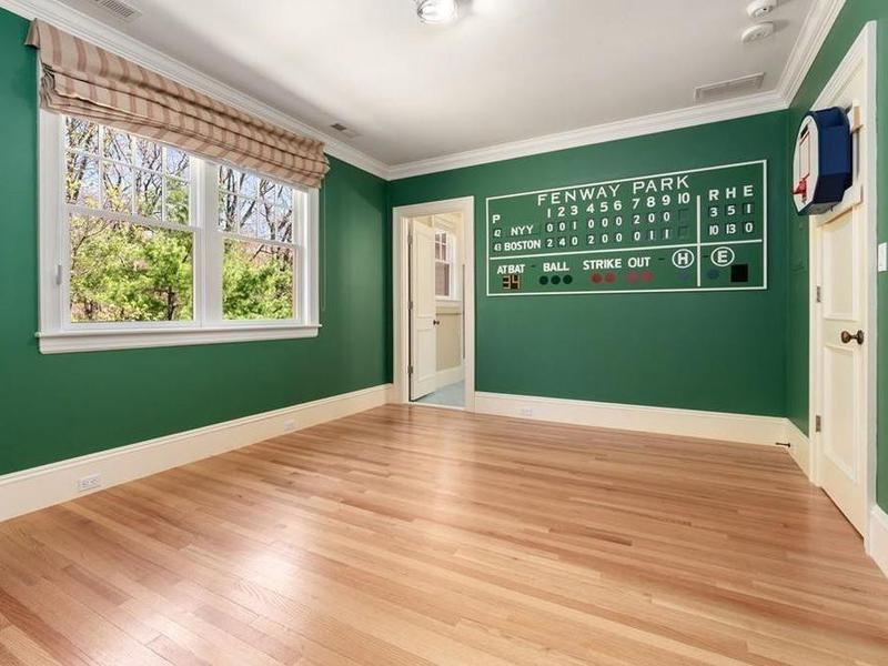 David Ortiz's bedroom