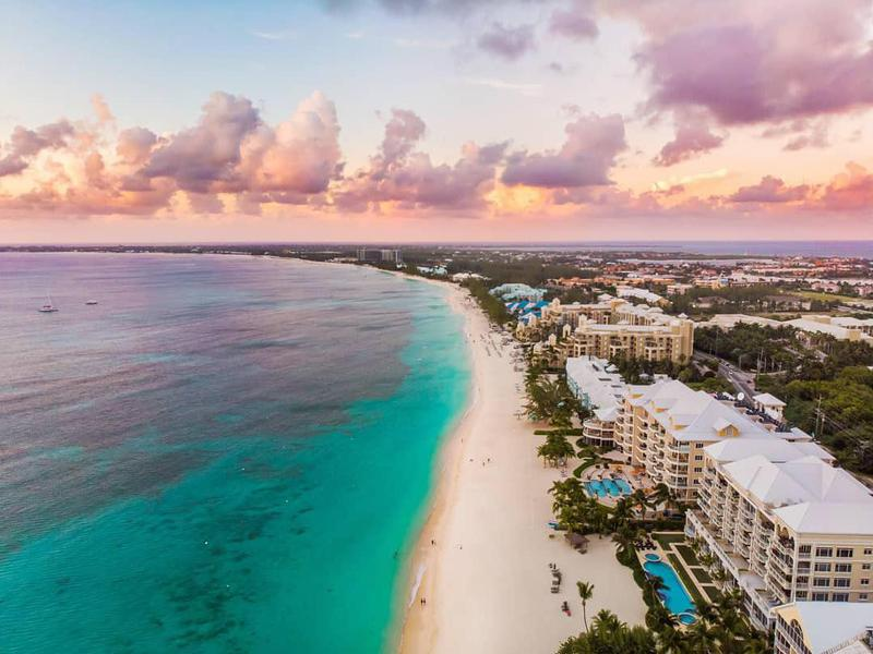 Seven Mile Beach, Grand Cayman, Cayman Islands