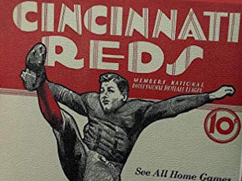 1934 Cincinnati Reds