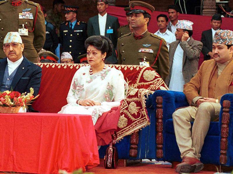 Nepalese Royals