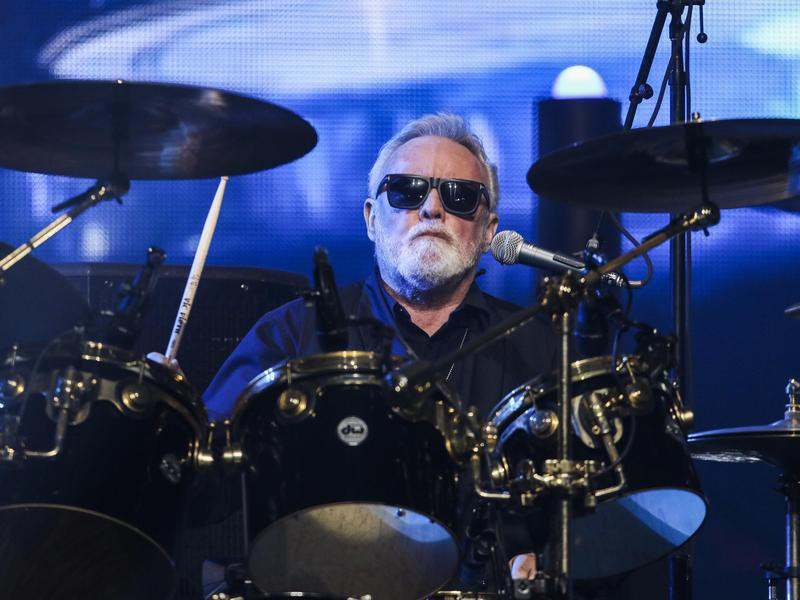 Roger Taylor in 2019