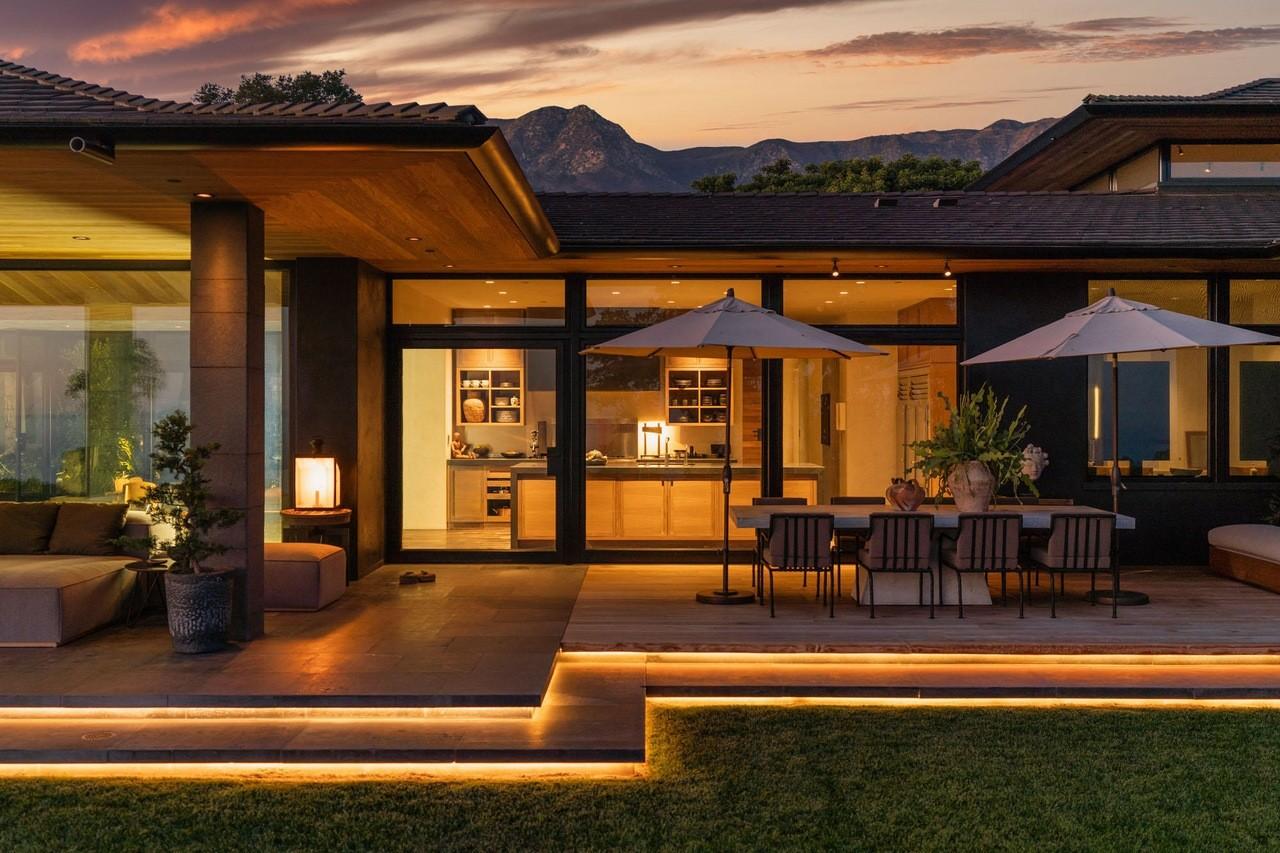 Ellen DeGeneres' house in Montecito