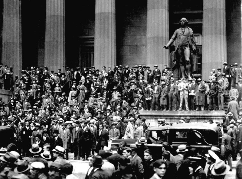 Black Tuesday, 1929