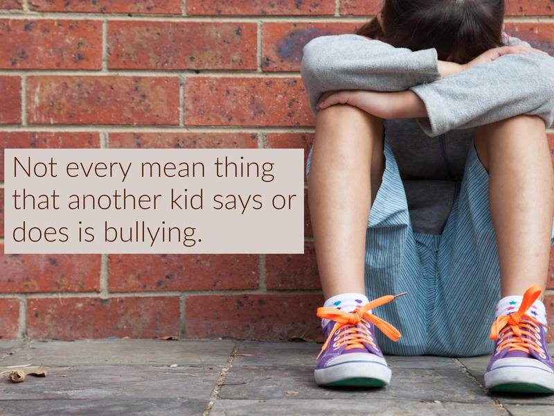 Bullying Definition
