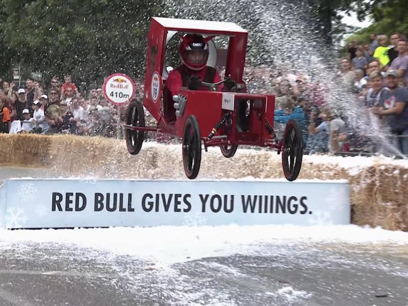 Red Bull Soapbox Race 2019