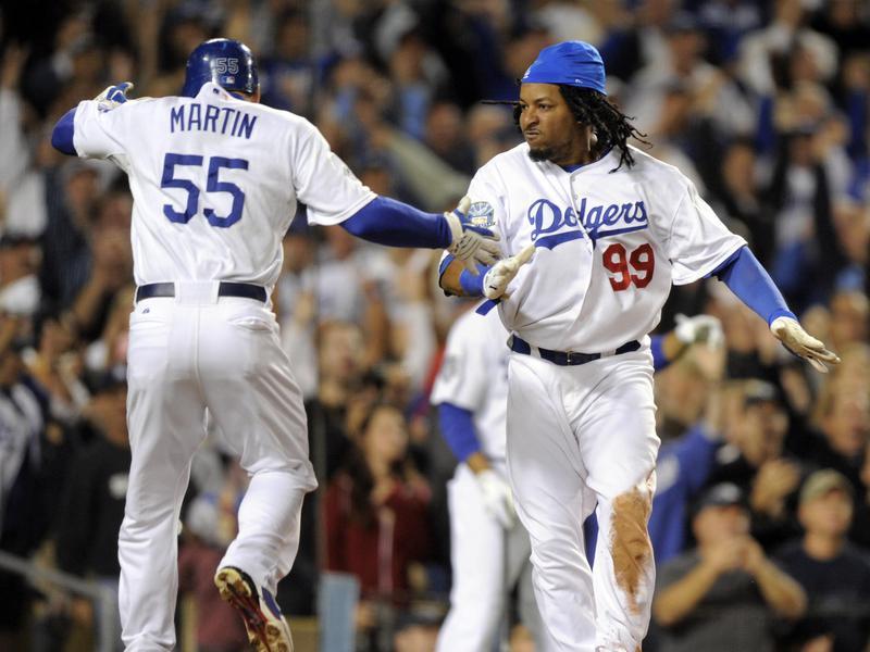 2008 Dodgers