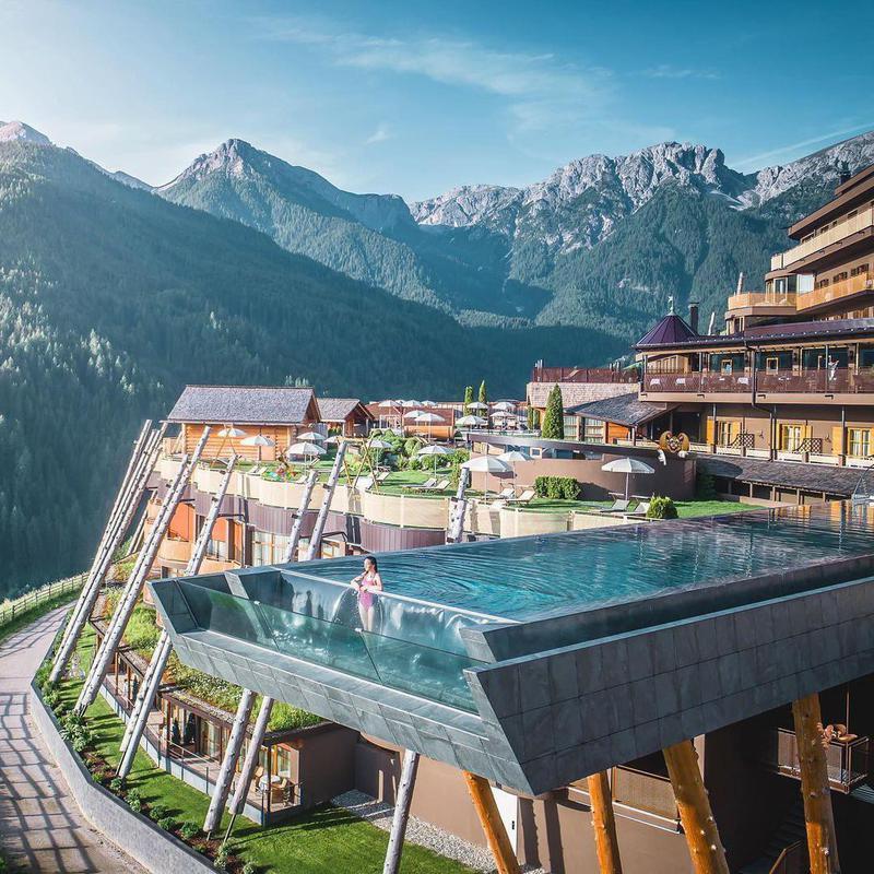 Alpin Panorama Hotel Hubertus Sky Pool