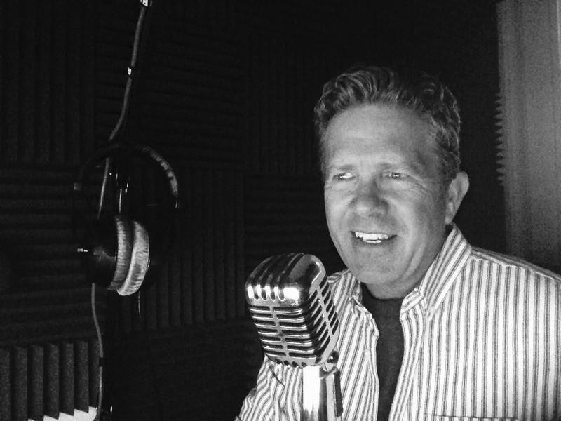 Voice actor Butch McCain