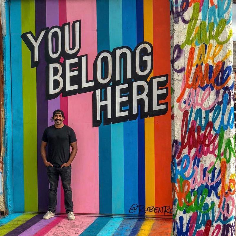 Ruben Rojas - You Belong Here