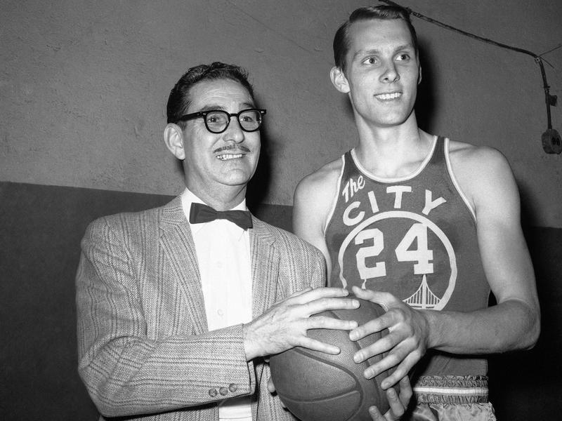 Dick and Rick Barry