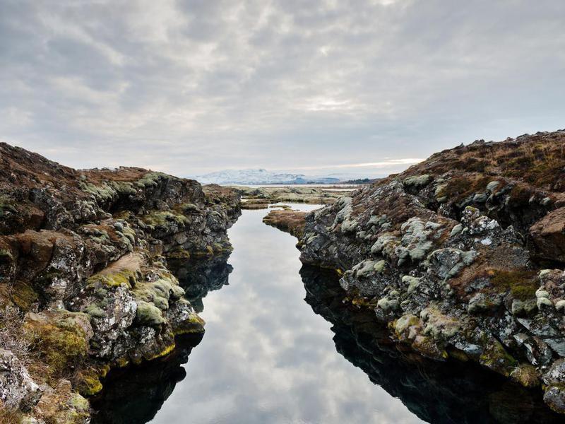 Silfra Fissure, Thingvellir National Park Iceland