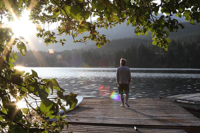 Beautiful, peaceful lake