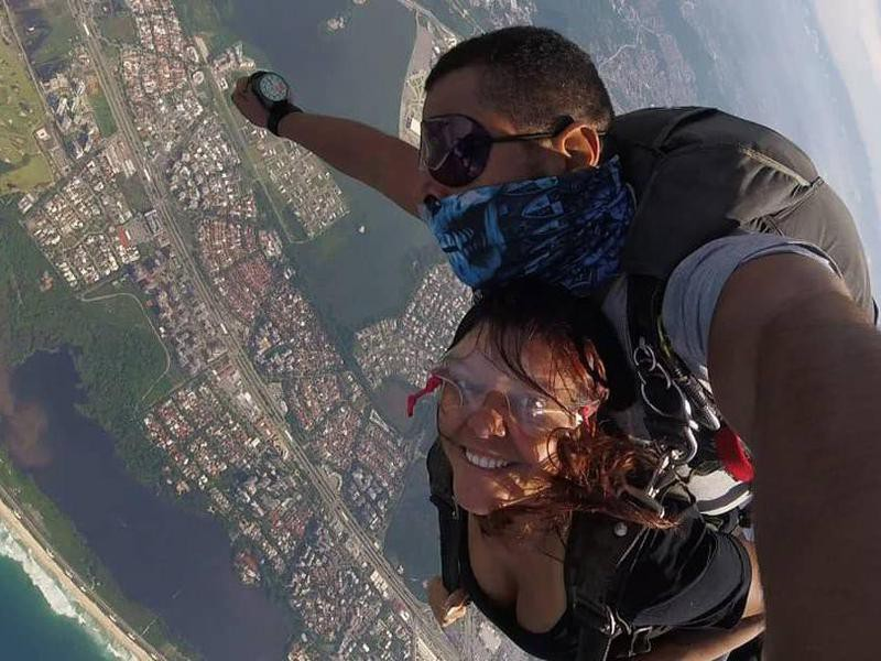 Skydive Rio Paraquedismo