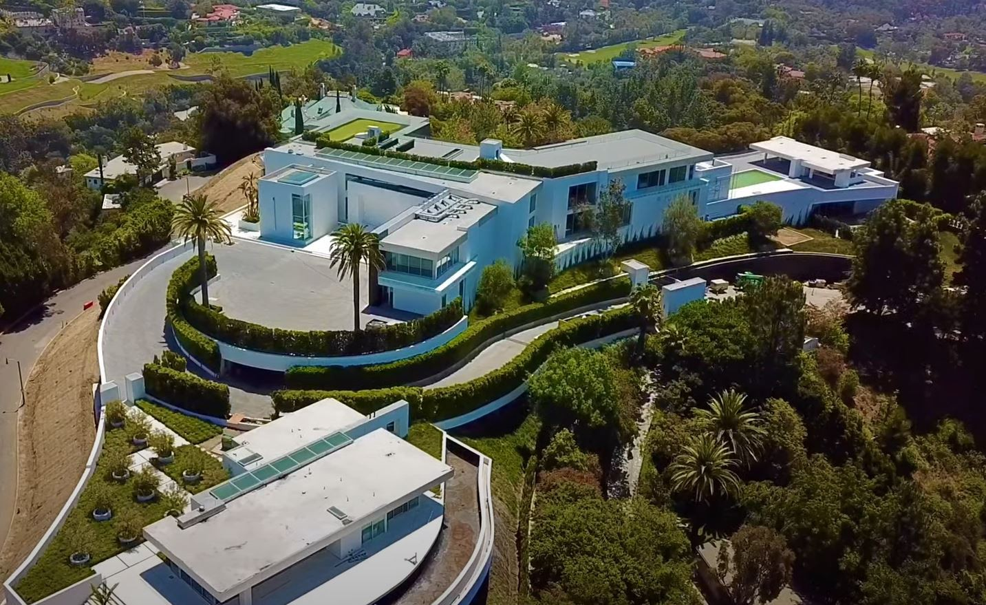 The One mansion