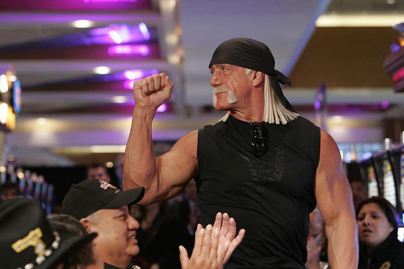 Terry Bollea/Hulk Hogan
