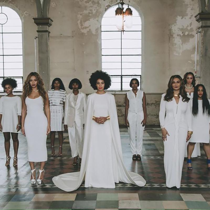 Solange and Wedding Party