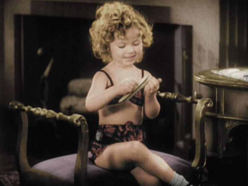 Shirley Temple in Polly Tix in Washington (1933)