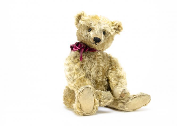 'Caesar' Steiff Teddy Bear