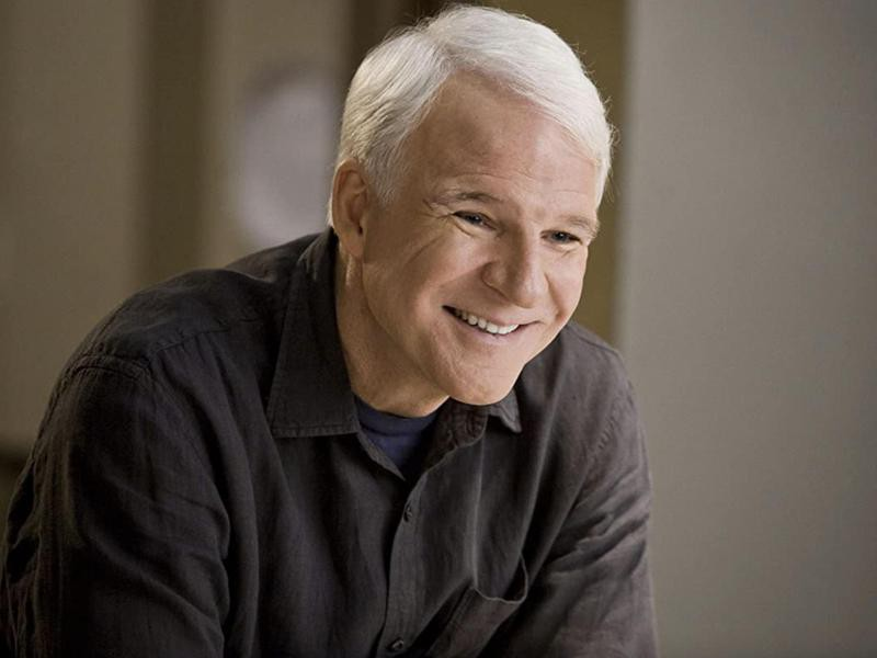 Steve Martin in It's Complicated