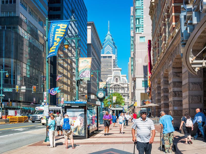 Modern Philly
