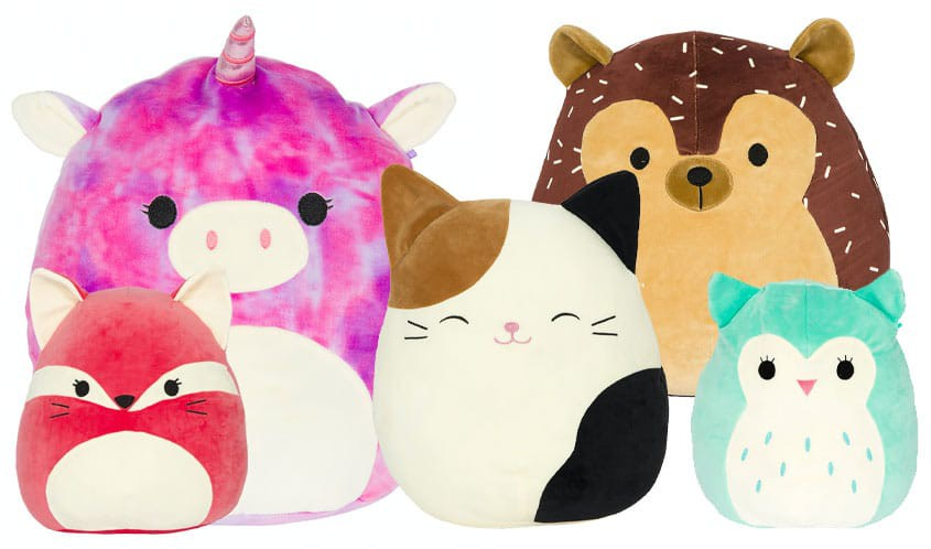 Kelly Toys has sold over 50 million Squishmallows