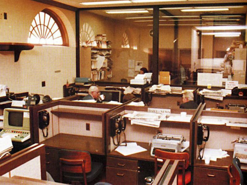 Press Corp Office