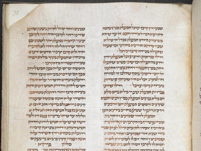 Babylonian Talmund