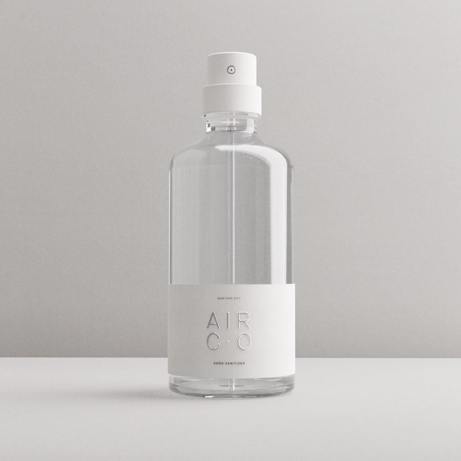 Air Co. hand sanitizer